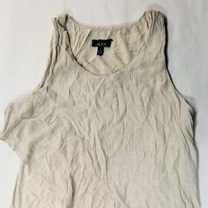 ALYX Tan Dress Tank Top